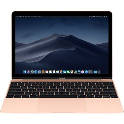 Apple MacBook 12 Retina 2018 256Gb Rose Gold MRQN2 (1.2GHz, 8GB, 256GB)